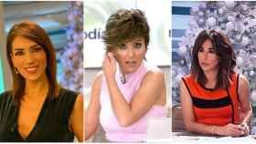 Patricia Pardo, Sonsoles Ónega o Ana Terradillos son solo algunas de las que han lucido manga corta en diciembre.