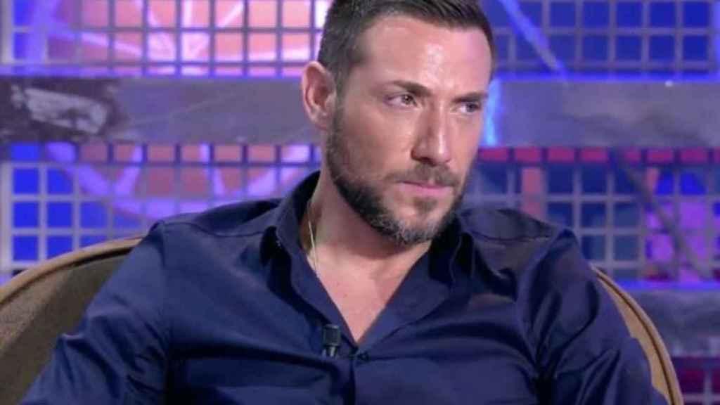Antonio David en 'Sálvame'.