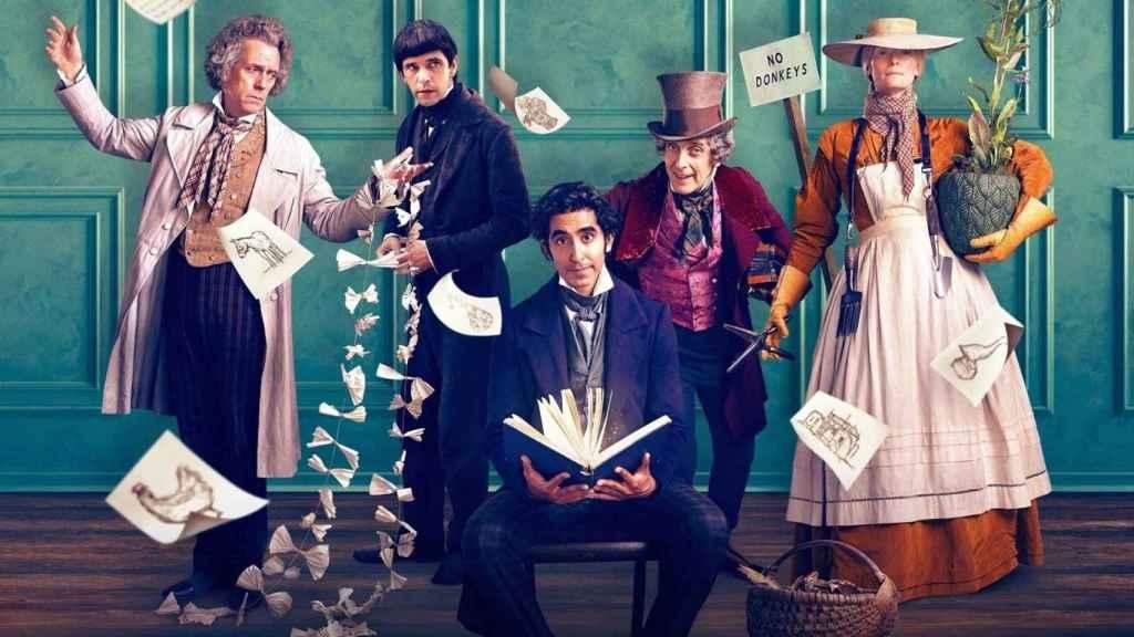 La nueva versión del clásico de 'David Copperfield' tiene un reparto espectacular.