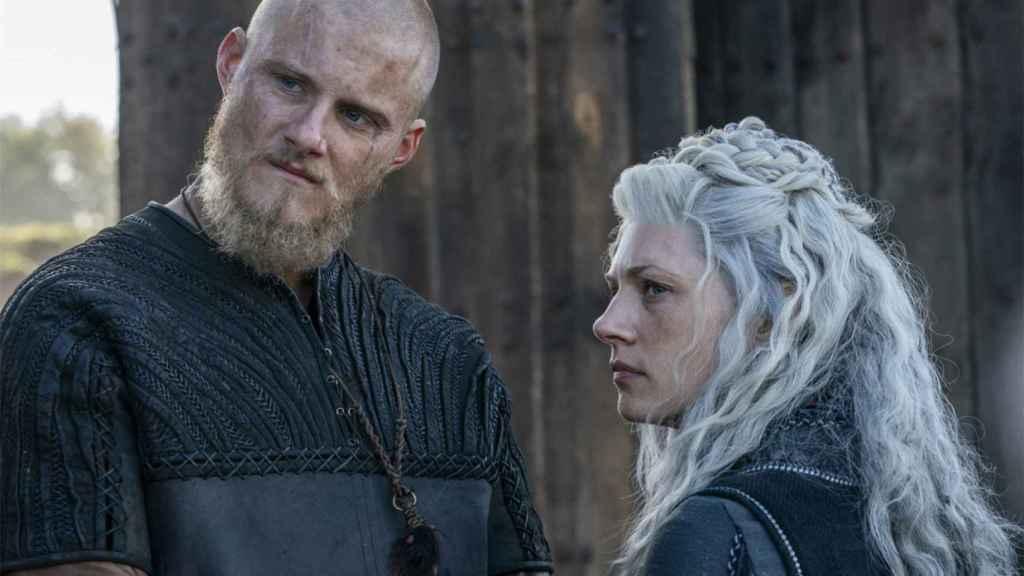 'Vikingos' llega a su final después de seis temporadas.