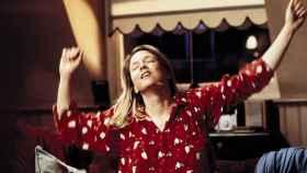 Renee Zellweger lo da todo en Nochevieja.