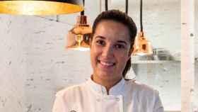 Iciar Pérez del restaurante Poemas, mejor jefe de cocina de Canarias
