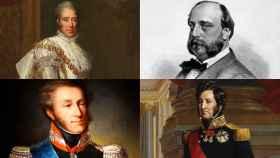Los cuatro reyes.