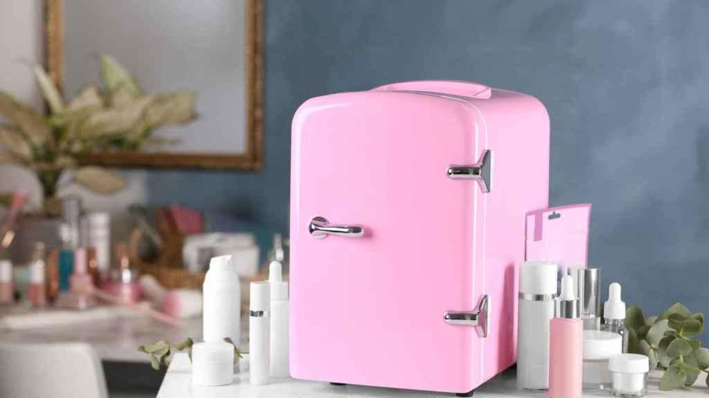 La nueva revolución Beauty: Mini neveras para guardar tus cosméticos