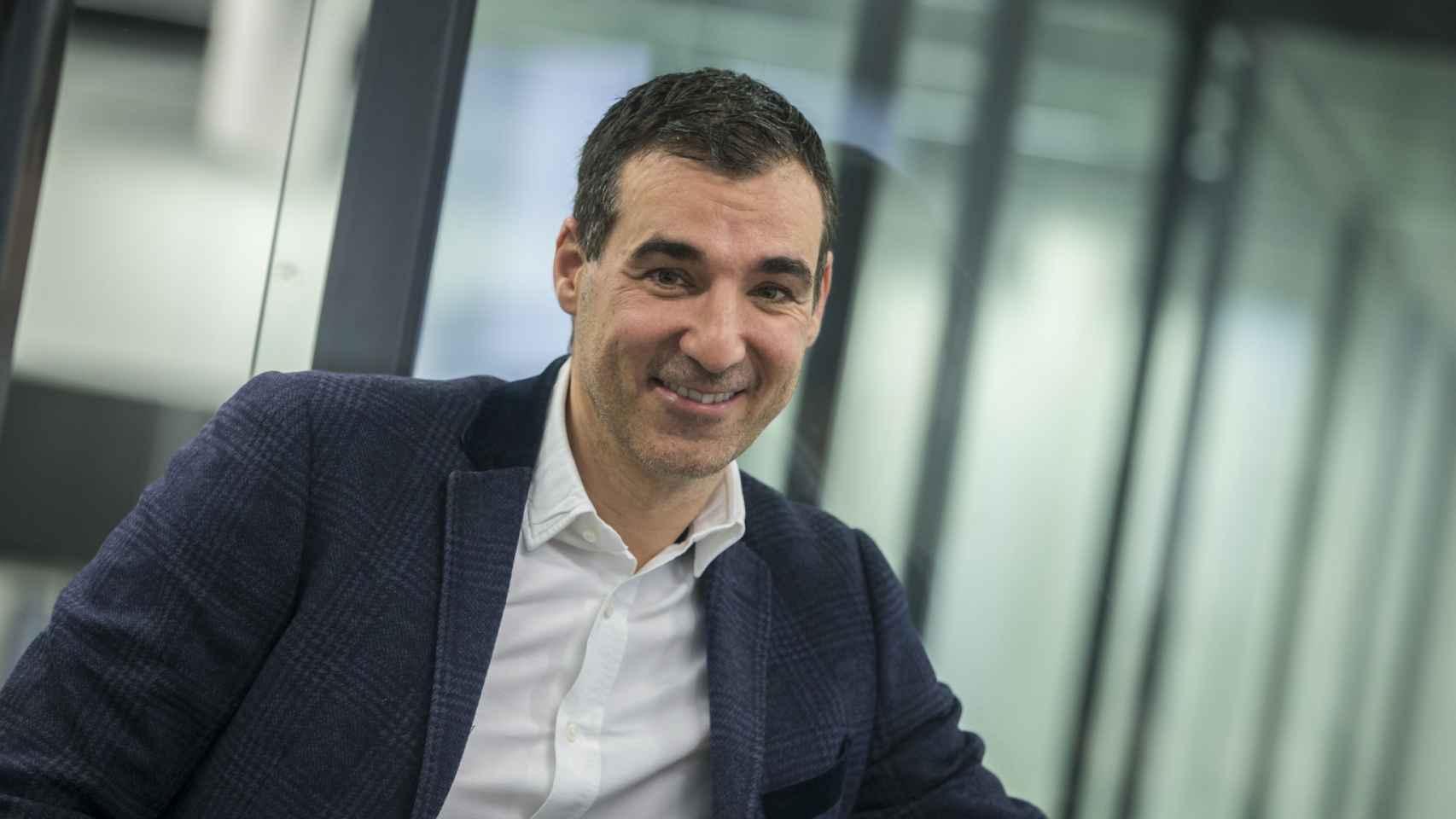 Miguel Vicente es socio y co-fundador de Antai Venture Builder, y presidente de Barcelona Tech City.