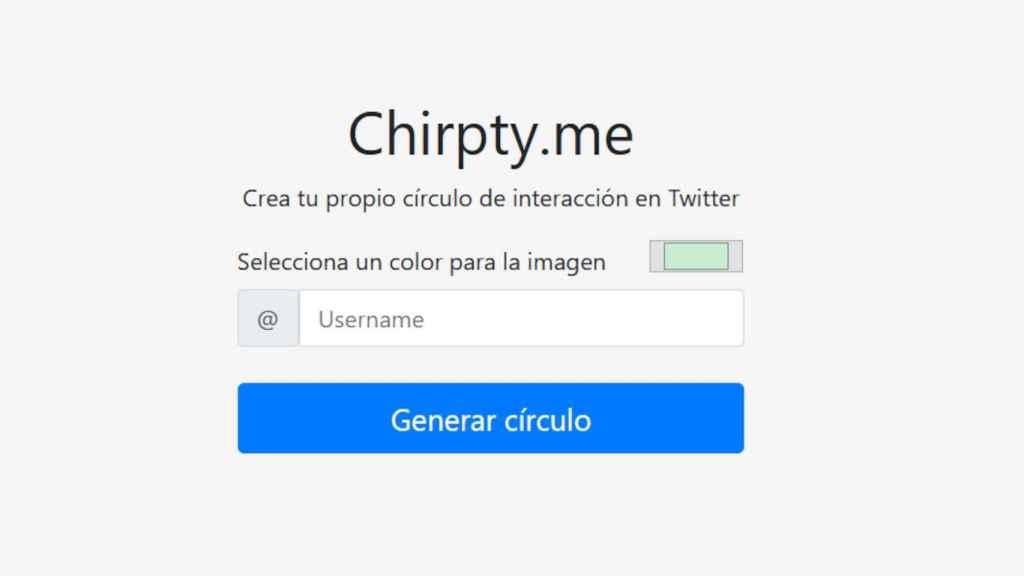 La app de círculo de amigos de Twitter parece simple, pero oculta mucho más