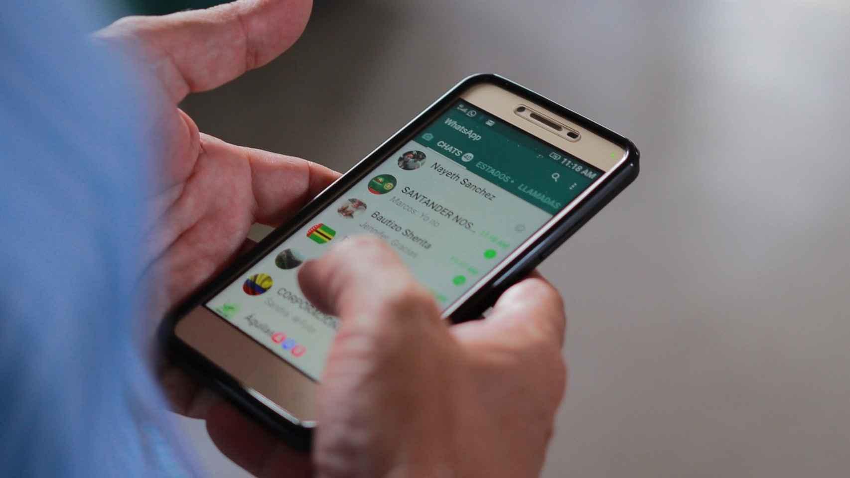 Con la entrada del año WhatsApp deja de funcionar en varios móviles.