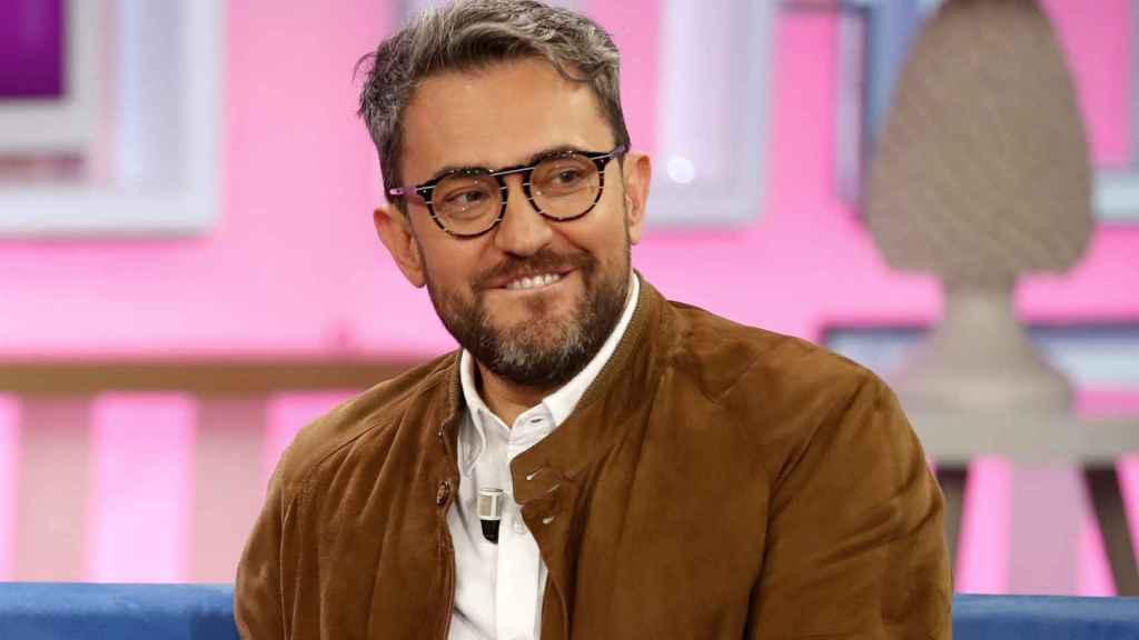 Máximo Huerta.