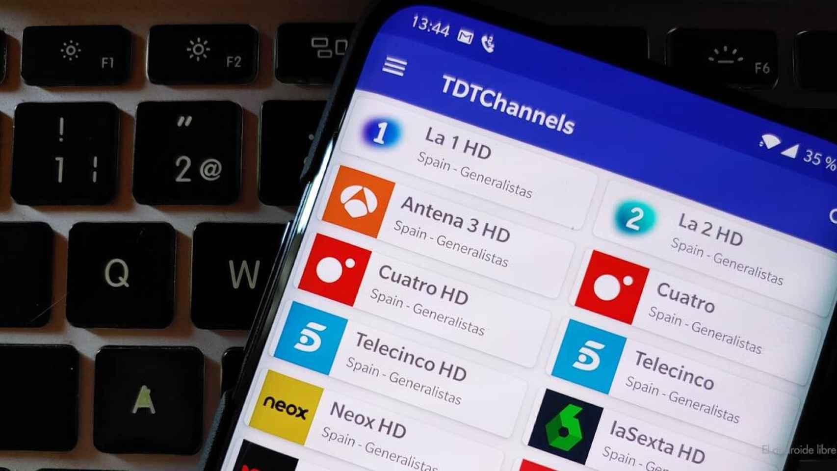 La Mejor App Para Ver La Televisión En Directo Se Actualiza A Lo Bestia Modo Oscuro Y Mucho Más