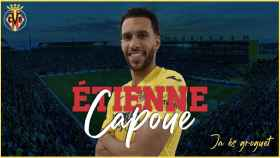 Étienne Capoue, nuevo jugador del Villarreal