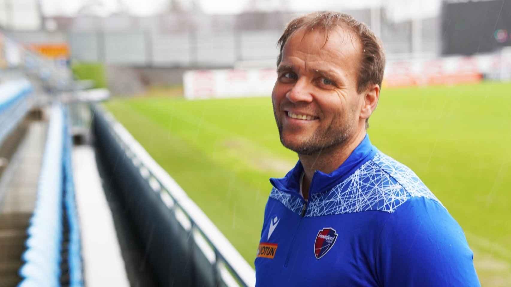 Hans Erik Odegaard, con su nuevo club