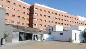 FOTO: Hospital de Ciudad Real (Europa Press).