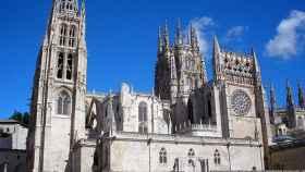 FOTO: Catedral de Burgos.