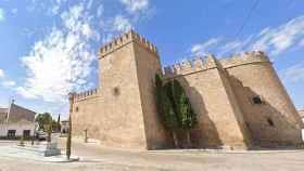 Castillo de Orgaz (Google Maps)