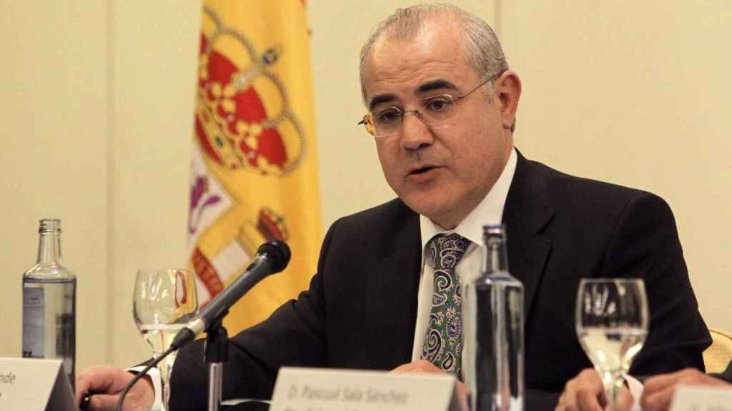 Pablo Llarena, en una imagen e archivo./