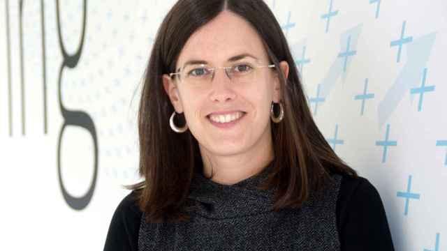 """Anna Ginès i Fabrellas, profesora titular de Derecho del Trabajo de Esade e investigadora principal del proyecto de I+D """"Algoritmos y relación laboral""""."""