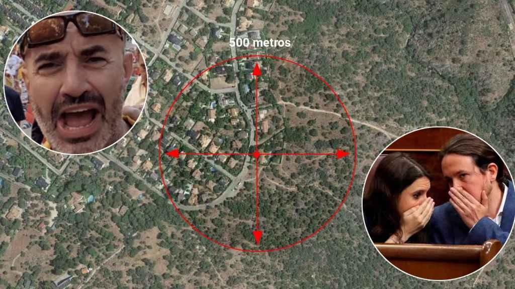 Miguel Frontera no puede acercarse a 500 metros de Iglesias y Montero.
