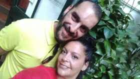 Antonio y Eva, en una imagen cedida por ella.