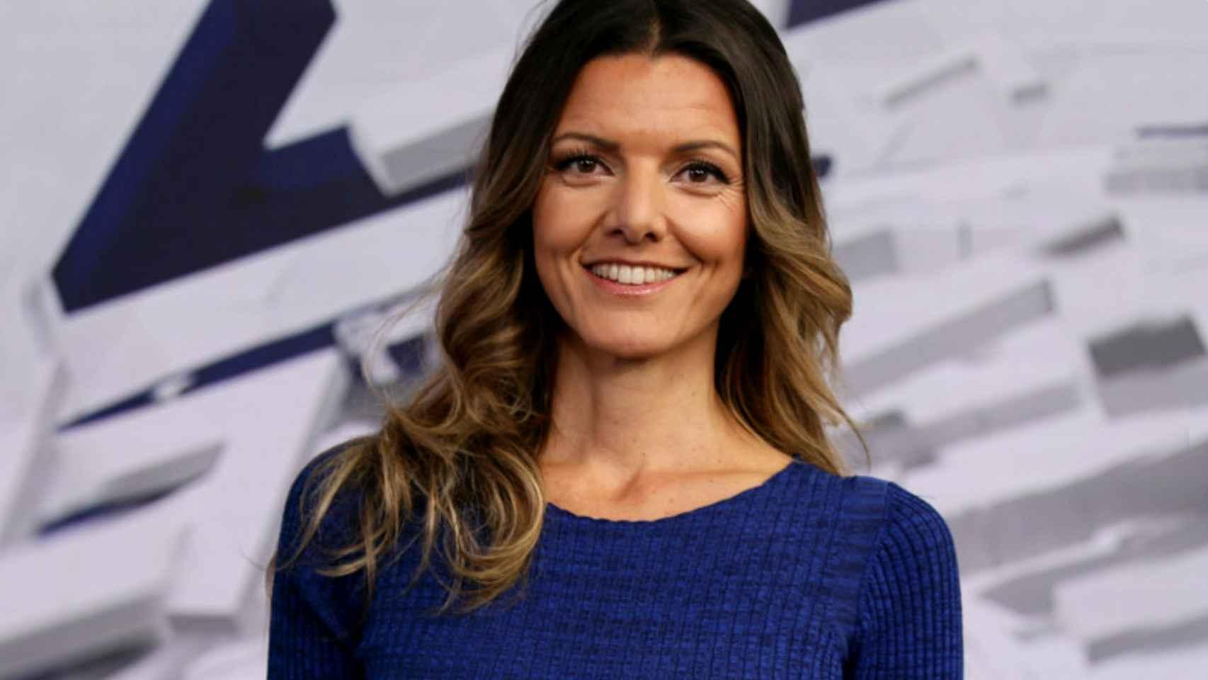 Himar González es una de las 'chicas del tiempo' más queridas de la televisión.
