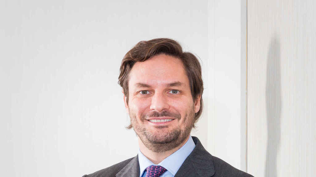 Luis Buceta, director de Inversiones en España de Creand Asset Management.