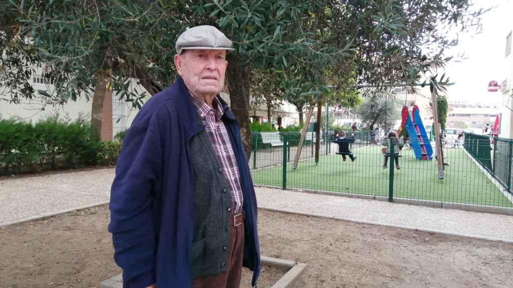 Federico Izquierdo Moros, nacido el 8 de junio de 1931.