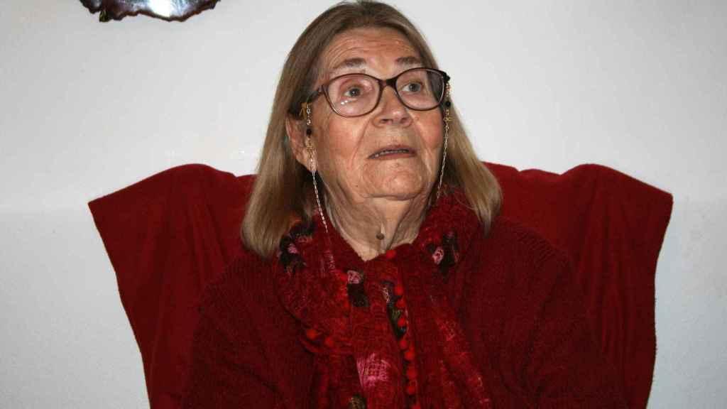 Buensuceso Reyes Rueda, nacida el 3 de mayo de 1931.