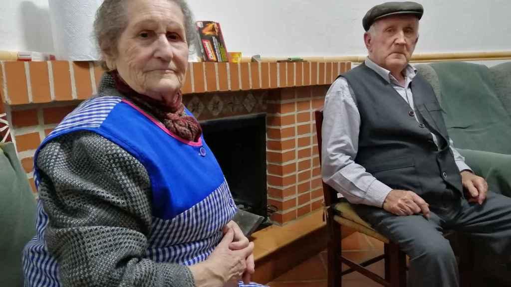 Rosa Gallardo Cordón y Diego Lozano Peral, 1 mayo y 22 marzo, ambos del 31.