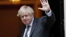 El primer ministro, Boris Johnson.