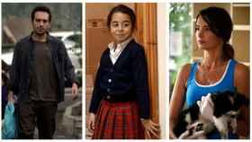 Los protagonistas de la serie 'Mi hija' (Antena 3)