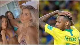 Las modelos que irán a la supuesta fiesta de Neymar