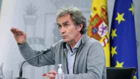 El director del Centro de Coordinación de Alertas y Emergencias Sanitarias, Fernando Simón. Efe