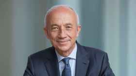 El presidente de IAG, Javier Ferrán.