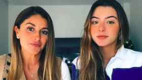 Madre e hija protagonizan el vídeo de la polémica.