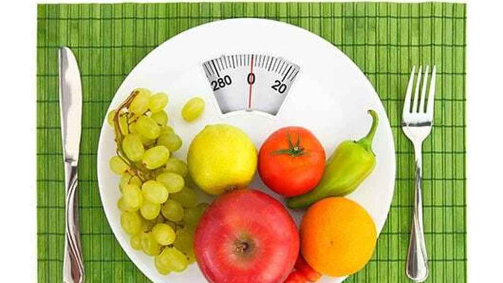 El concepto de dieta equilibrada.
