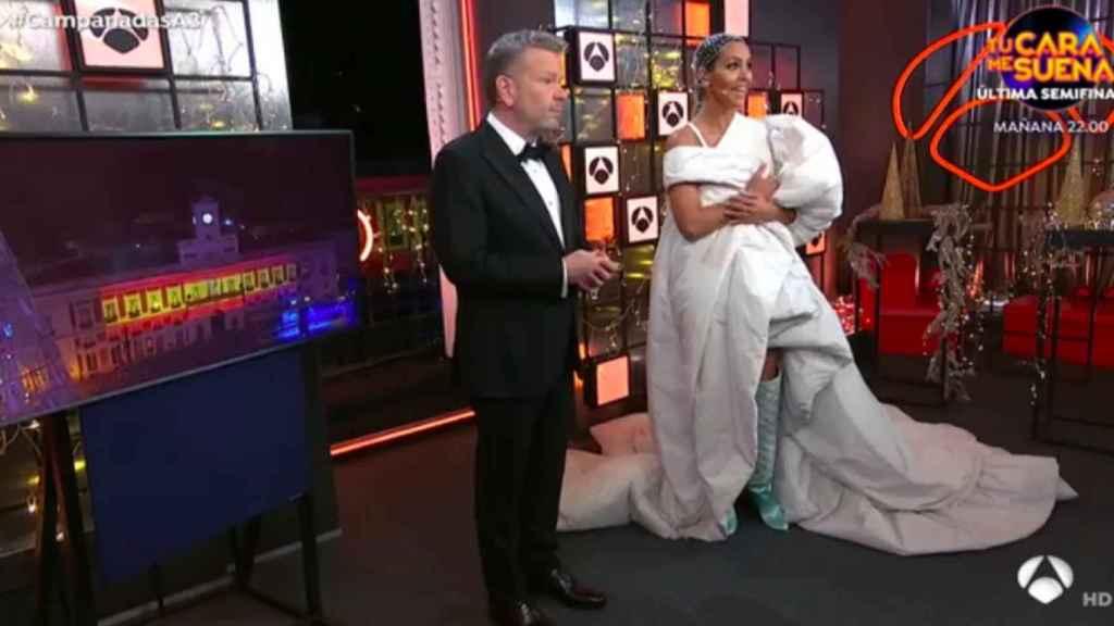 Alberto Chicote y Cristina Pedroche (Antena 3)