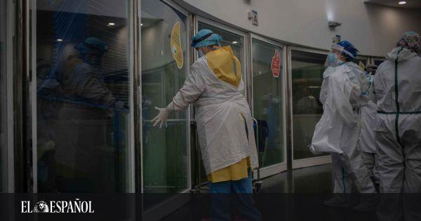 La presión hospitalaria por Covid toca techo: hasta siete autonomías rozan los picos de ocupación en UCI