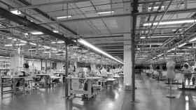 Una fábrica española, en una imagen de archivo.