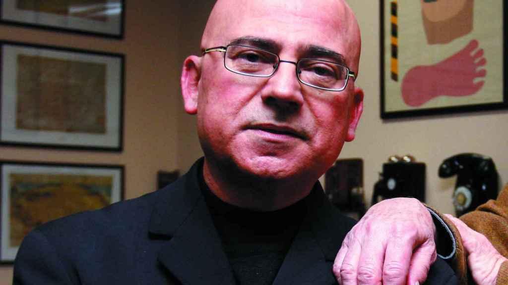 El periodista y escritor Jesús Palacios.