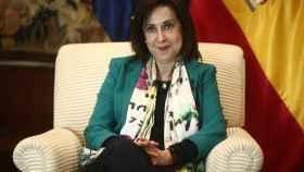 La ministra de Defensa Margarita Robles.