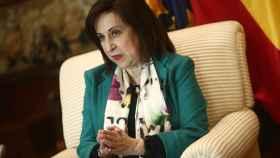 La ministra de Defensa, Margarita Robles, en una imagen de archivo. Efe