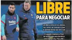 Portada Sport (02/01/21)