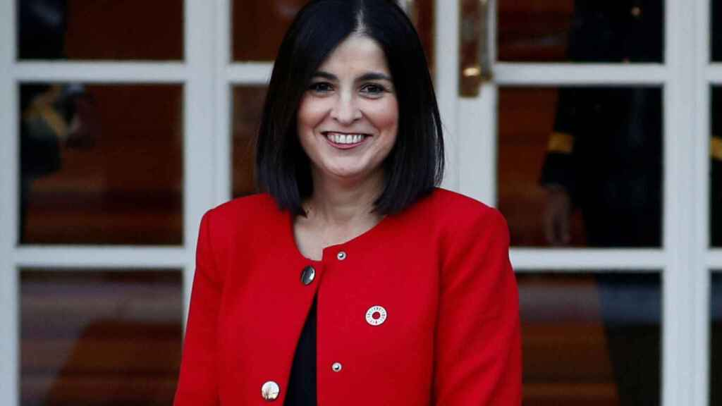 Carolina Darias, nueva ministra de Sanidad.