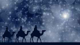 Los Reyes Magos de Oriente.