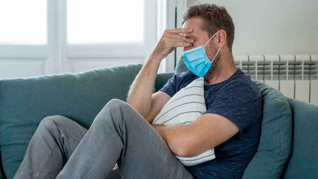 La falta de sueño es el principal causante de los trastornos mentales producidos durante la pandemia.