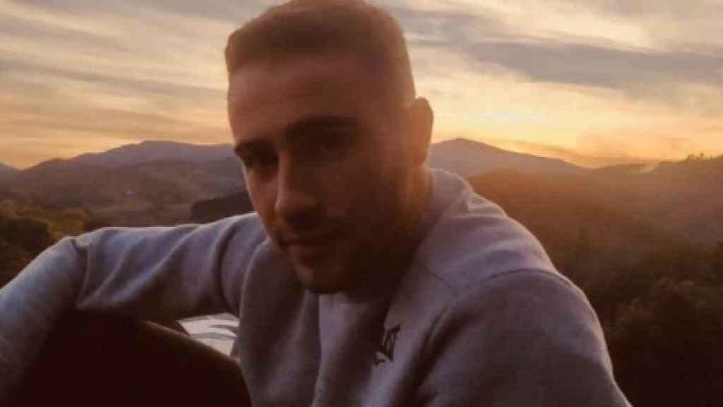 Aitor Gandiaga, jugador del Gernika de 23 años, fallecido en un accidente de tráfico