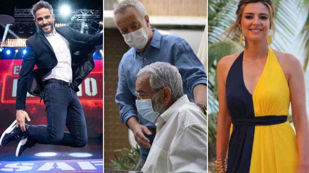 Las bazas de La 1, Antena 3 y Telecinco para pelear por el mes de enero