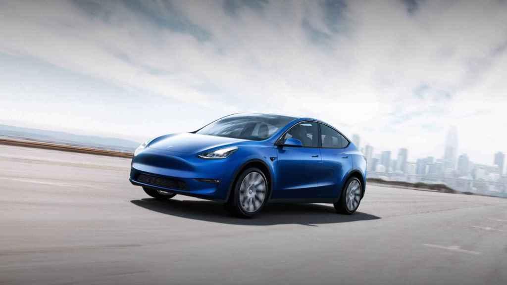 El Tesla Model Y llega a España a mediados de 2021.