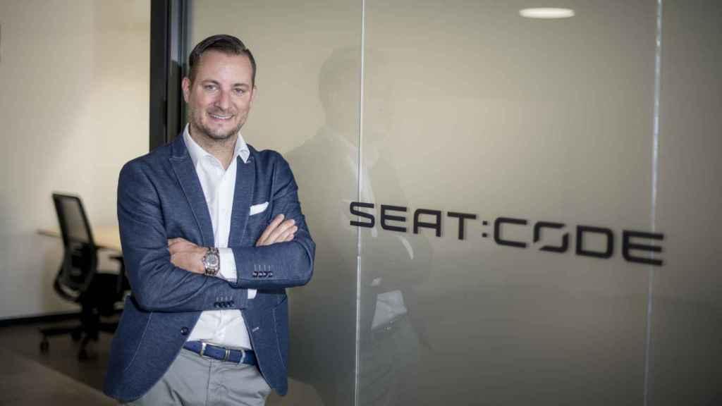 Sebastian Grams, CIO de SEAT