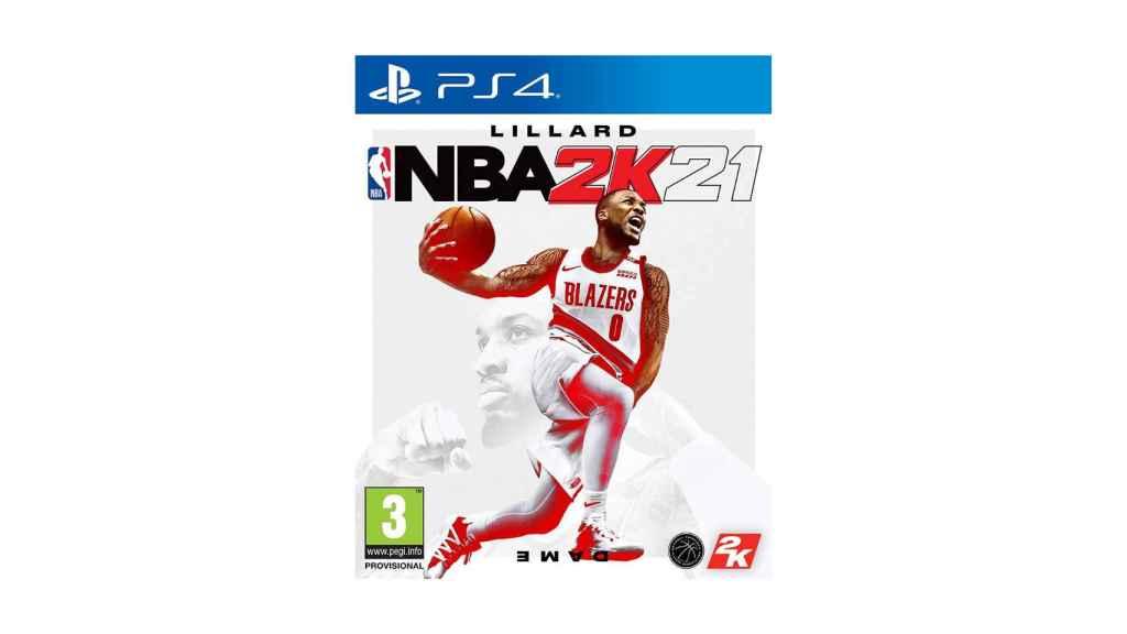 Videojuego NBA