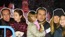 Jaime de Marichalar, Ramón García y Lydia Bosch en montaje de JALEOS.